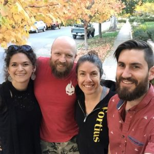 Fall in Boulder with these lovely people bhamrick stupideasypaleo stephgaudreauhellip