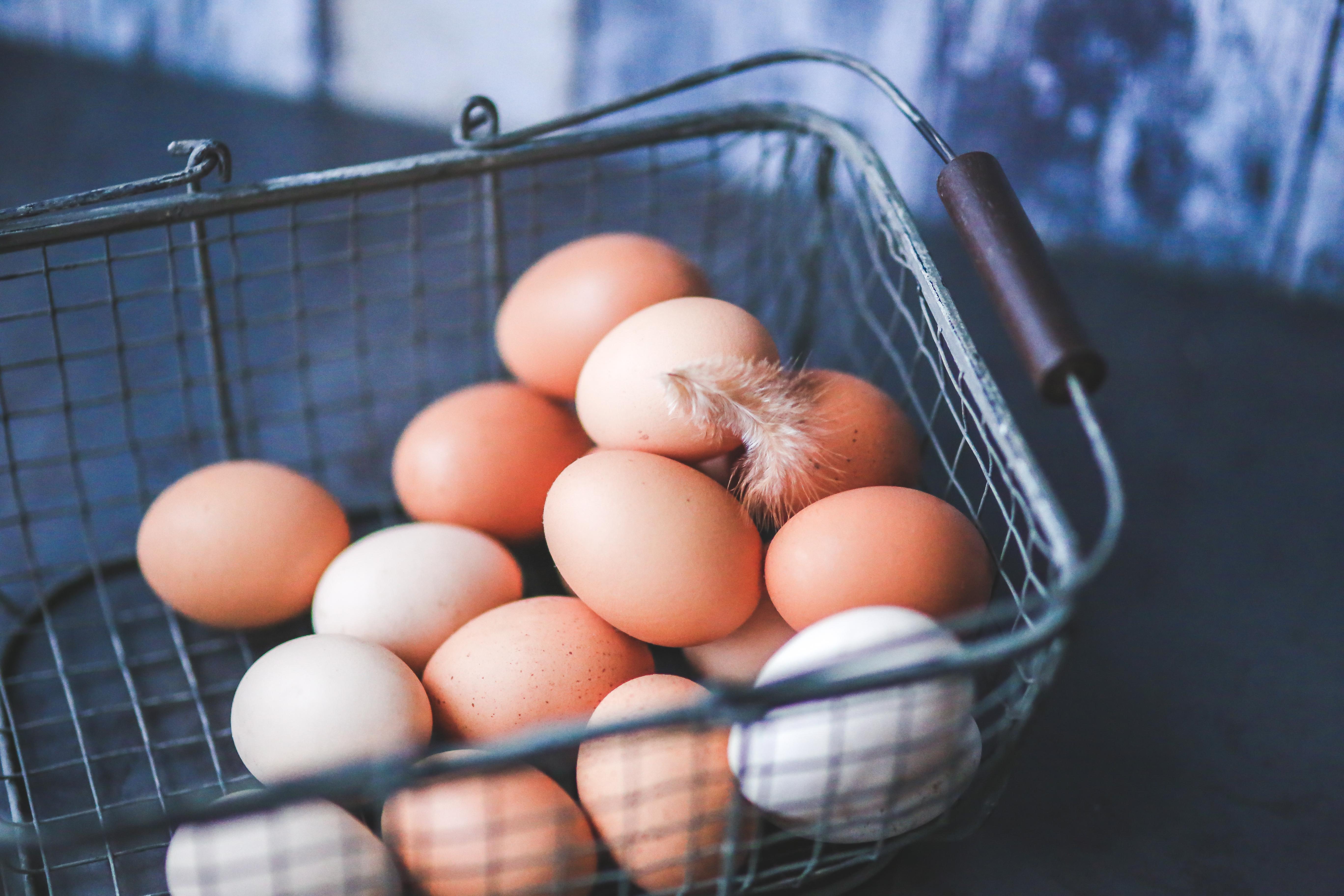 Видеть во сне очень много яиц