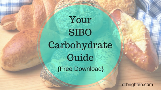 Guide To Carbohydrates While Treating Sibo Dr